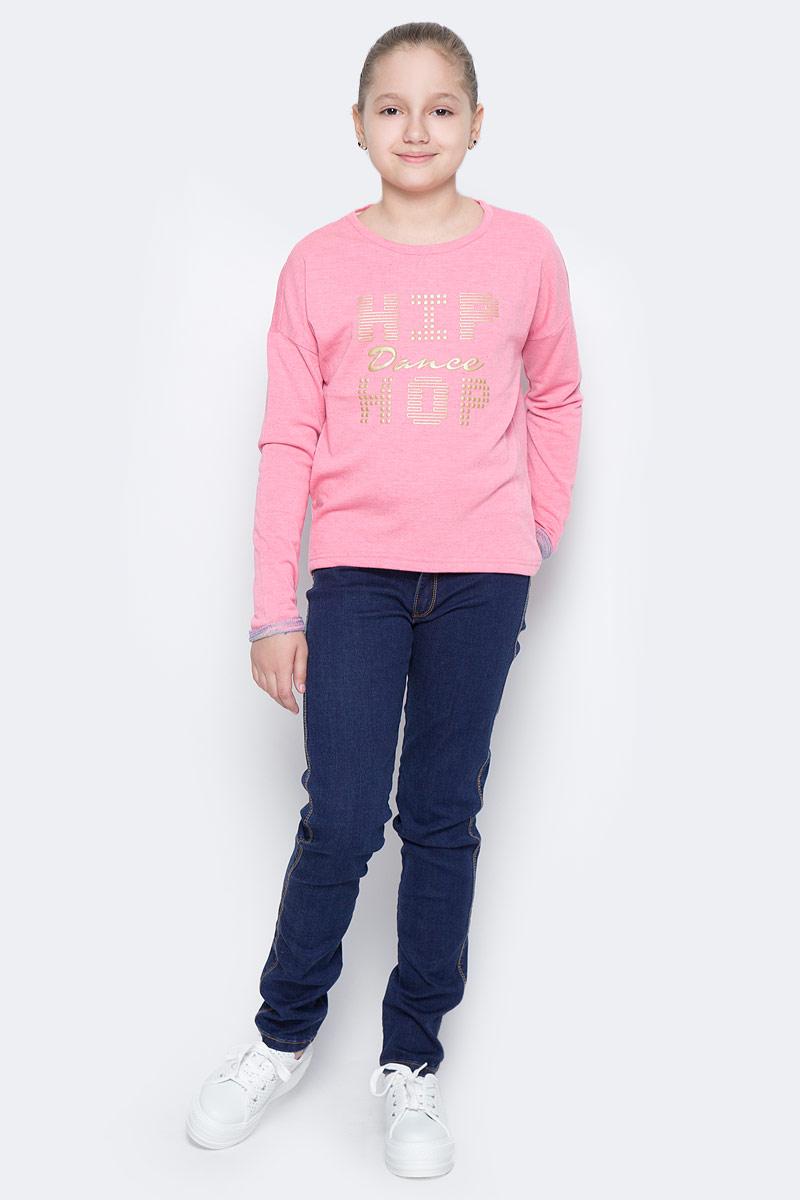 ДжинсыPJ-635/133-7142Стильные джинсы для девочки Sela выполнены из качественного эластичного хлопка с контрастной строчкой. Джинсы зауженного кроя и стандартной посадки на талии имеют пояс на резинке и застегиваются на застежку-молнию с пуговицей. Сзади модель дополнена двумя накладными карманами.