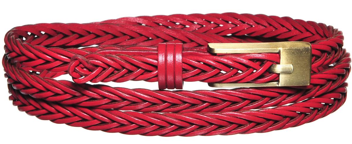 Ремень91/0251/006Стильный плетеный пояс в этническом стиле. Выполнен из натуральной кожи. Длина: 165 см. Ширина: 0,6 см.