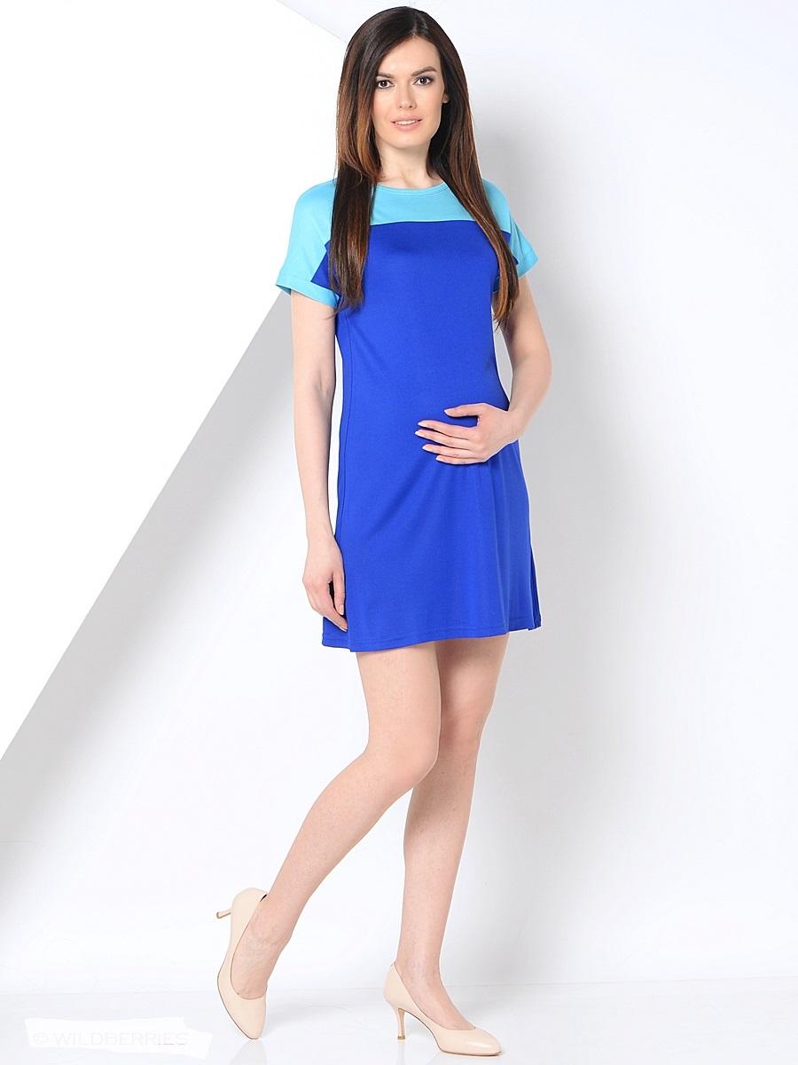 Платье300304Повседневное платье для беременных, прямого силуэта с коротким рукавом реглан и вырезом лодочка. Благодаря эластичному материалу и свободному крою, платье идеально садиться по фигуре и обеспечивает комфорт при движении. Женственный вырез лодочка изящно подчёркивает вырез плеч, короткий спущенный рукав и дышащая ткань создают благоприятное ощущение при носке даже в жаркую, летнюю погоду.
