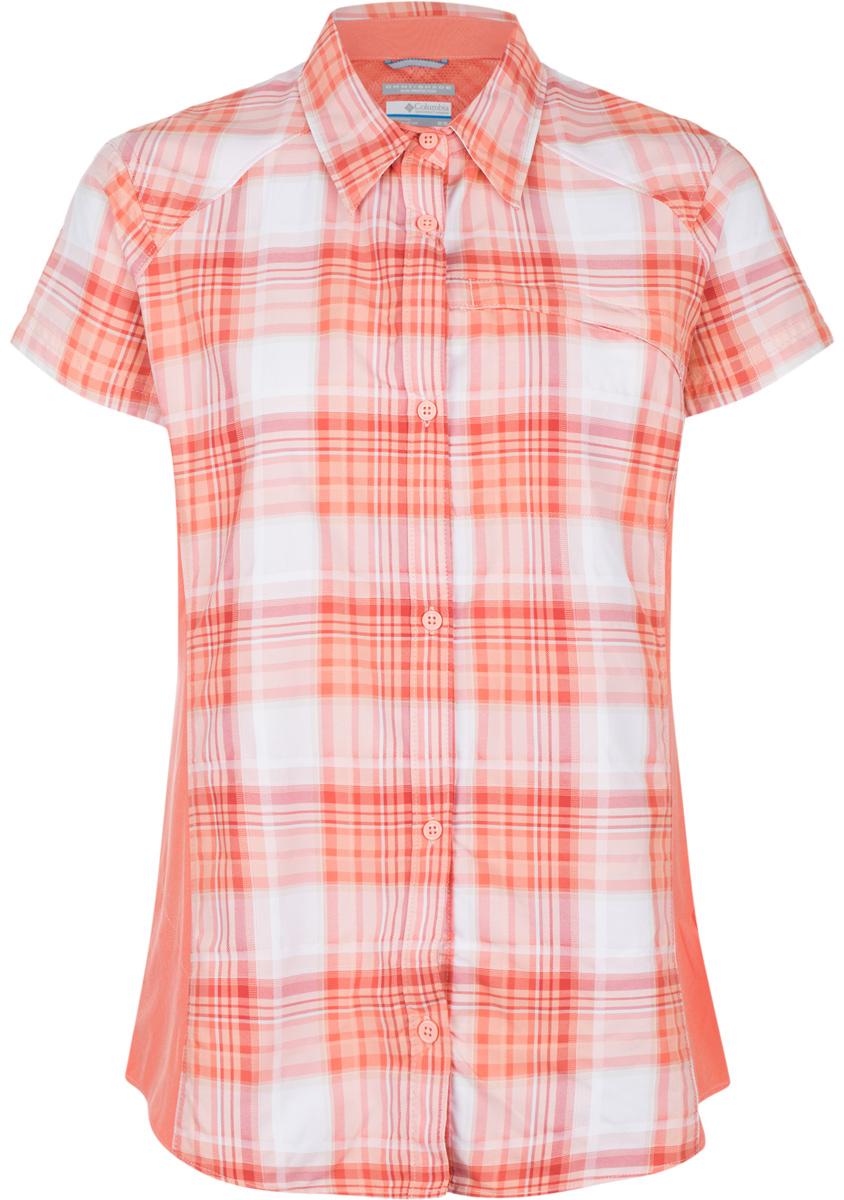 Рубашка1714651-436• Omni-WICK • Omni-SHADE UPF 30 защита от УФ-лучей • Дополнительная вентиляция • Н агрудный карман на молнии • Боковые вставки из материала Active Fit