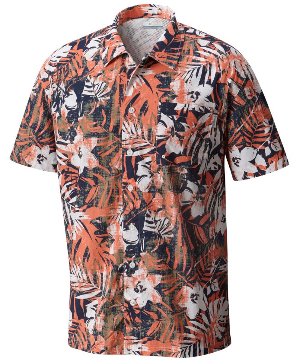 Рубашка1438981-801• Дополнительная вентиляция • Накладной карман на груди