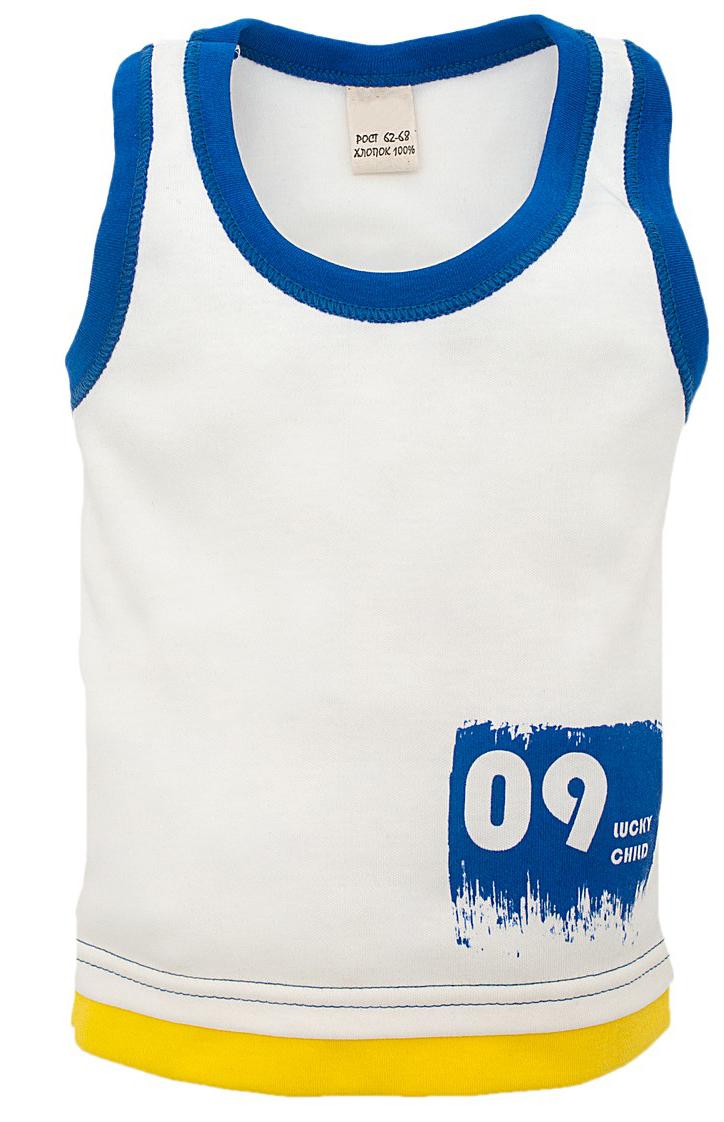 Майка19-251Майка из коллекции «Летний марафон» соответствует всем строгим российским требованиям качества.