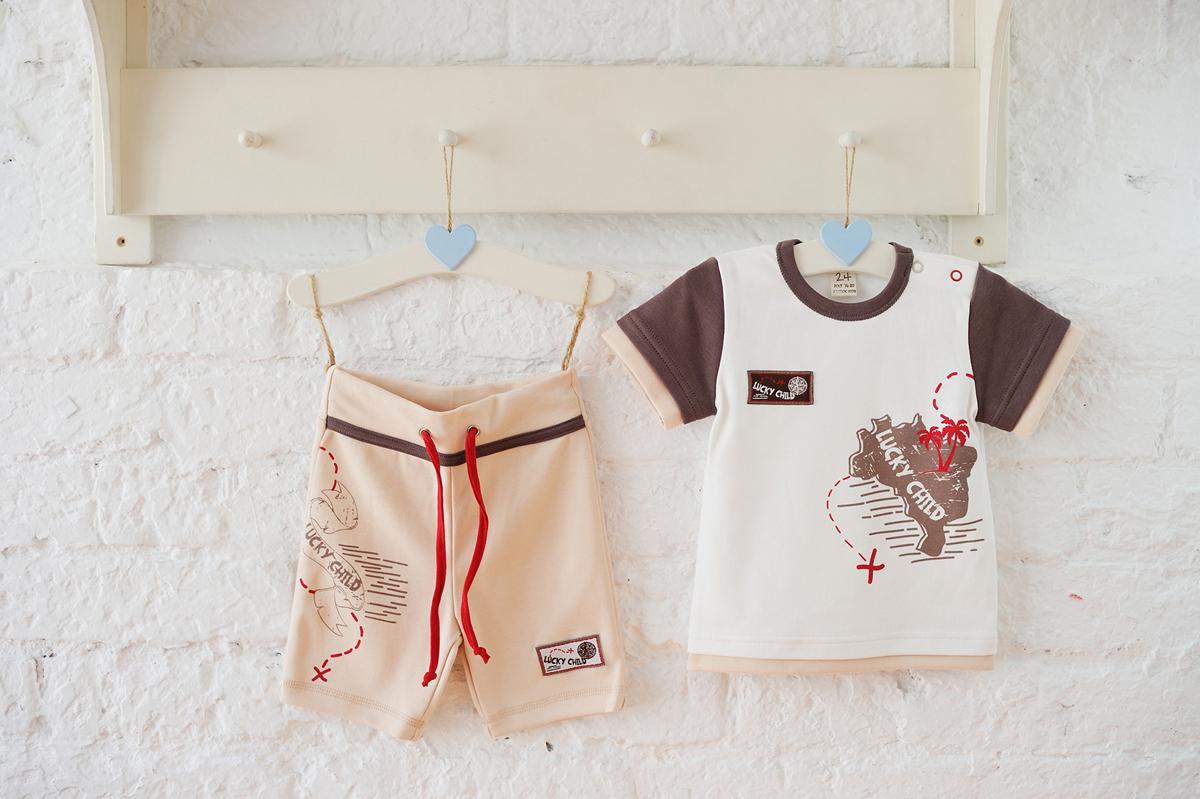 Шорты22-342Наши шортики скроены так, что любое движение вашего ребенка будет встречено с комфортом и уютом.