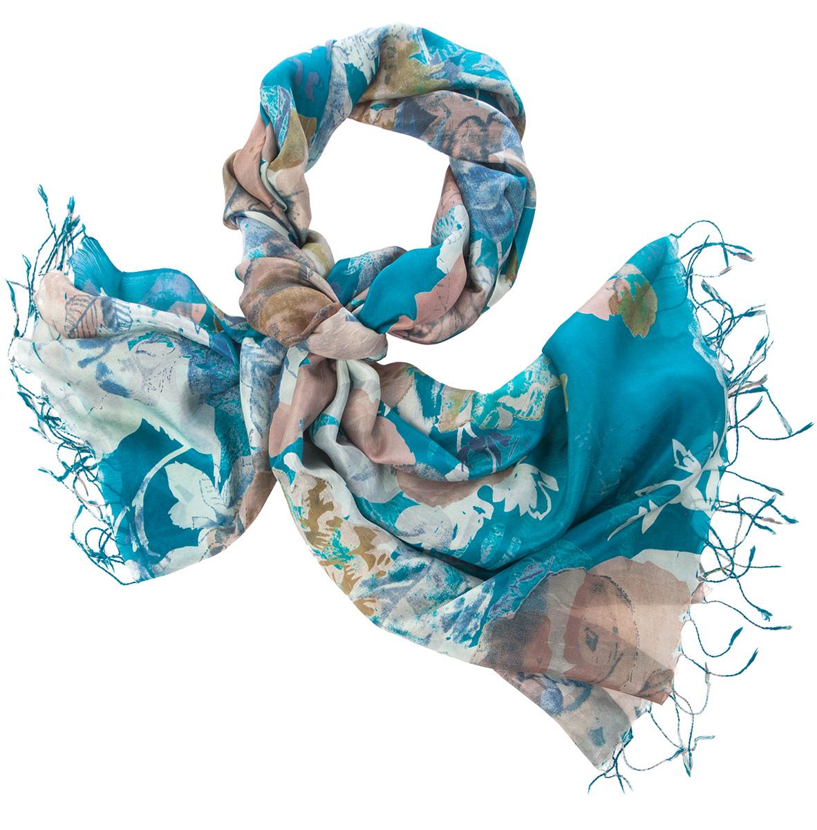 ПалантинS30-SMUDGE.FL/EMARELDНарочито рыхлое плетение Plain тончайшей шелковой нитью Mulberry, нежная полупрозрачная ткань Chiffon. Вес изделия 60г (30 г/м2).