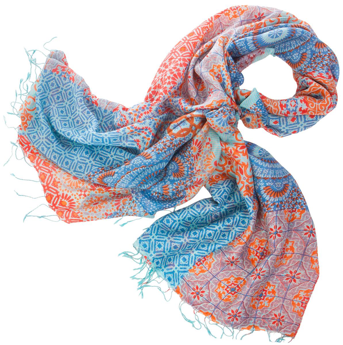 ПалантинS30-EURO.TILE/TUREQUEНарочито рыхлое плетение Plain тончайшей шелковой нитью Mulberry, нежная полупрозрачная ткань Chiffon. Вес изделия 60г (30 г/м2).