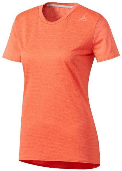 ФутболкаS97958ФУТБОЛКА ДЛЯ БЕГА SUPERNOVA БЕГОВАЯ ФУТБОЛКА, КОТОРАЯ ОТВОДИТ ВЛАГУ И БЫСТРО СОХНЕТ. Комфортный бег в теплую погоду возможен в этой футболке. Дышащий материал с технологией climalite превосходно отводит излишки влаги от кожи. Модель украшена жаккардовым узором и светоотражающими деталями на лицевой стороне. Ткань с технологией climalite быстро и эффективно отводит влагу с поверхности кожи, поддерживая комфортный микроклимат Круглый ворот Внутренний шов ворота обработан тесьмой с принтом Светоотражающие детали Классический крой