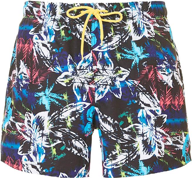 Шорты мужские Baon, цвет: синий. B827018_Deep Navy Printed. Размер M (48)B827018_Deep Navy PrintedШорты мужские Baon выполнены из полиэстера. Модель дополнена затягивающимся шнурком.