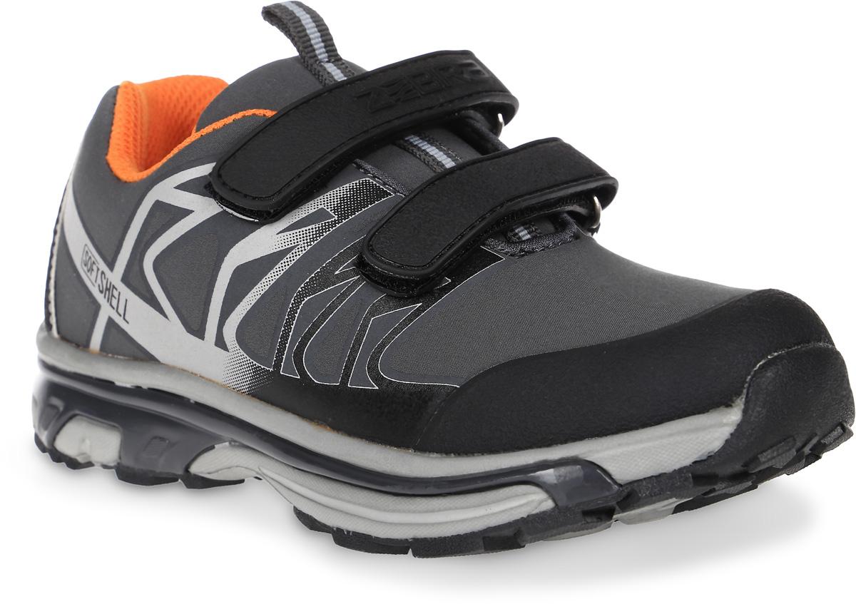 Кроссовки10963-10Кроссовки от Зебра выполнены из высококачественного текстиля. Застежки-липучки обеспечивают надежную фиксацию обуви на ноге ребенка. Подкладка выполнена из текстиля, а стелька – из натуральной кожи, что предотвращает натирание и гарантирует уют. Подошва из филона дает превосходную амортизацию и упругость, хорошо поддерживает стопу.