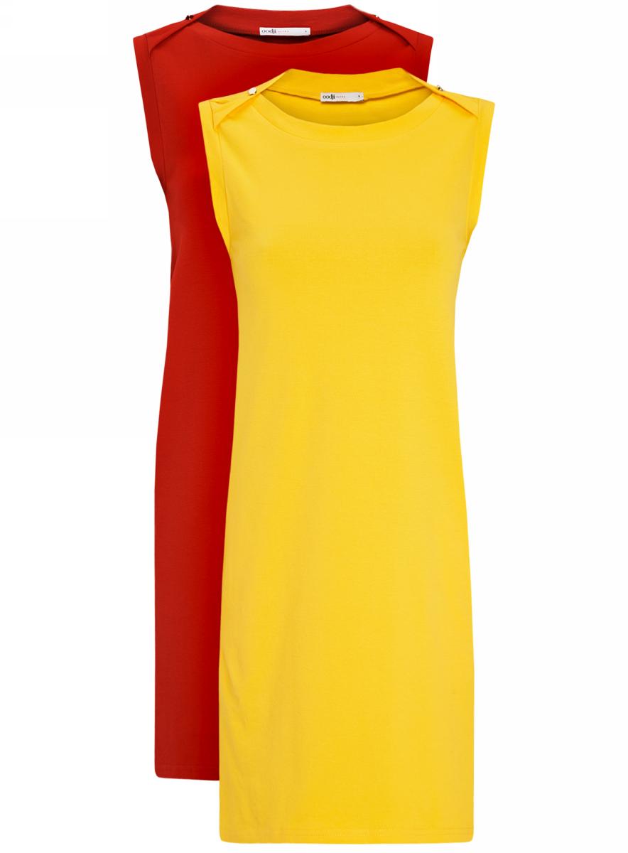 Платье14005074T2/46149/2923NТрикотажное платье