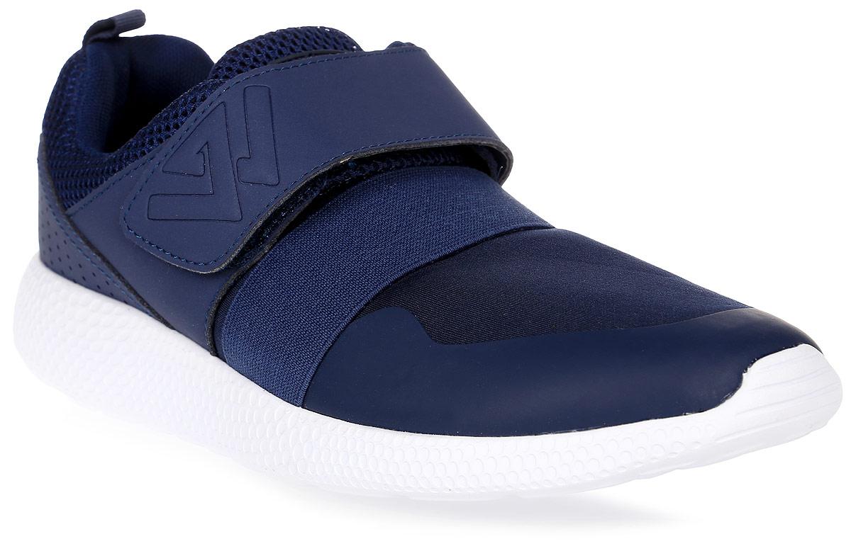 Кроссовки мужские Beppi, цвет: синий. 2155241. Размер 452155241Удобные мужские кроссовки выполнены из текстиля. Хлястик с застежкой-липучкой надежно зафиксирует модель на ноге. Резиновая подошва дополнена рифлением.