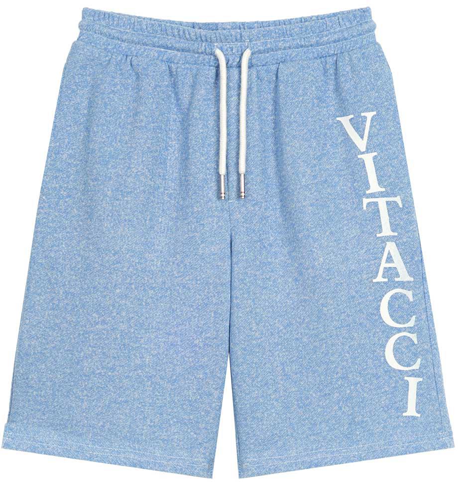 Шорты для мальчика Vitacci, цвет: голубой. 1172075-10. Размер 1461172075-10Удобные летние шорты для мальчика из качественного материала отлично подойдут для отдыха и занятия спортом.