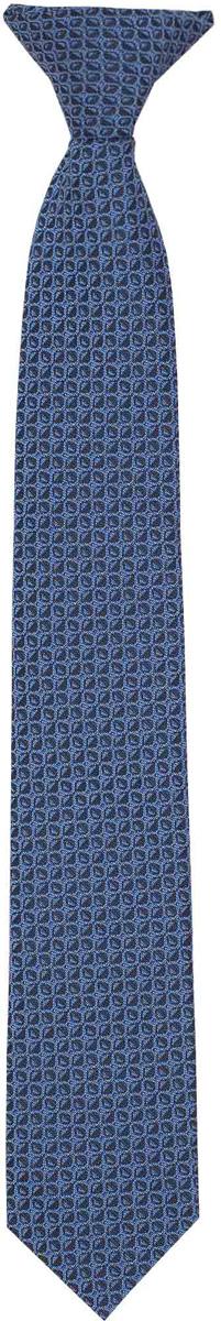Галстук для мальчика Gulliver, цвет: темно-синий. 217GSBC8605. Размер 122/140217GSBC8605Красивый галстук для школьной формы - достойное завершение делового ансамбля. Для удобства и экономии драгоценного утреннего времени, модель имеет аккуратную прищепку в невидимой зоне, позволяющую в течение нескольких секунд прикрепить галстук к воротнику рубашки. Купить галстук на прищепке, значит, приобрести стильный и удобный аксессуар для создания образа серьезного, уверенного в себе юноши.