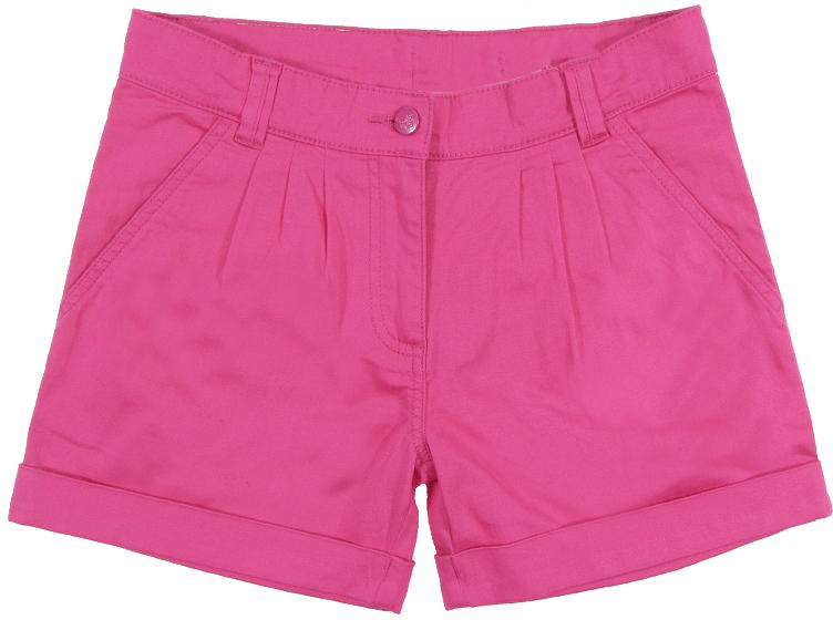 Шорты для девочки Cherubino, цвет: розовый. CJ 7T031. Размер 158CJ 7T031Шорты для девочки Cherubino изготовлены из хлопкового текстиля с эластаном. Модель дополнена карманами спереди и сзади.