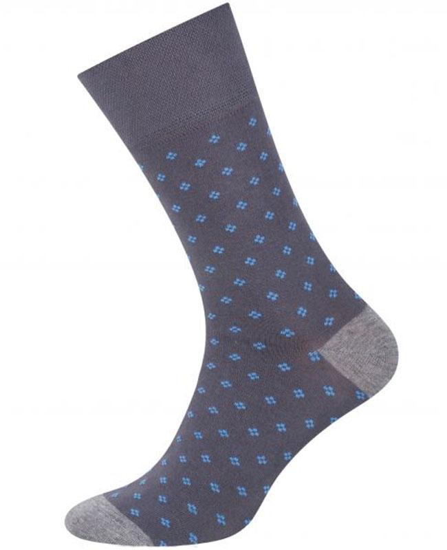 Носки мужские Steven, цвет: серый, голубой. 056 (HC76). Размер 39/41056 (JC76)/056 (IC76)/056 (HC76)Носки Steven изготовлены из качественного материала на основе хлопка. Модель имеет мягкую эластичную резинку. Носки хорошо держат форму и обладают повышенной воздухопроницаемостью.