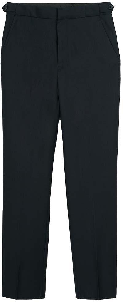 Брюки для мальчика Vitacci, цвет: темно-синий. 1173032М-04. Размер 1761173032М-04Классическая школьные брюки выполнены из качественного материала. Модель застегивается на комбинированную застежку.