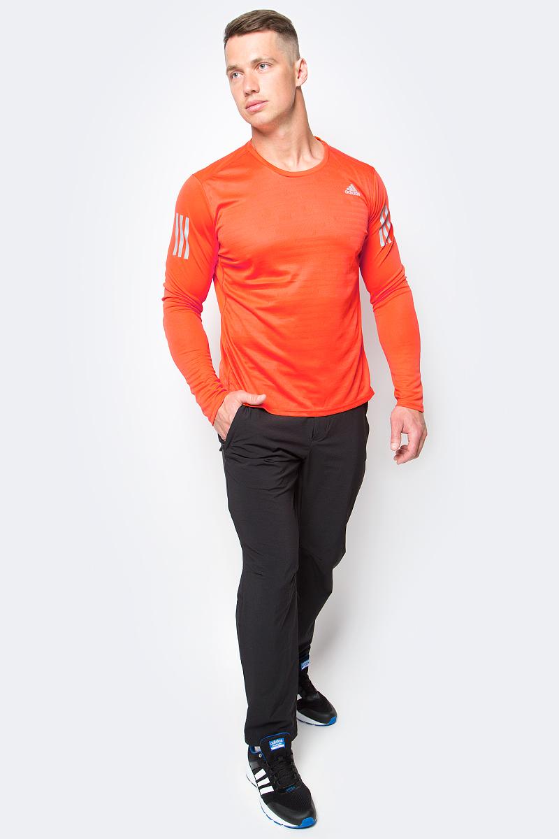 Брюки спортивные мужские adidas Liteflex Pants, цвет: черный. AZ2151. Размер 44AZ2151Брюки спортивные мужские adidas Liteflex Pants выполнены из полиамида с добавлением полиэстера и эластана. Модель имеет имеют водоотталкивающее покрытие.