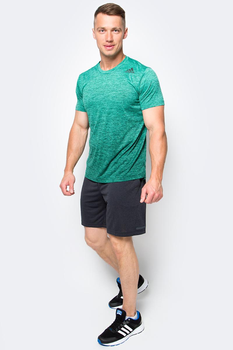 Шорты для тенниса мужские Adidas Uncontrol Climachill, цвет: черный. B45842. Размер XL (56/58)B45842Мужские шорты Adidas Uncontrol Climachill - практичная и уютная модель для игры в теннис. Простой лаконичный дизайн позволит полностью сосредоточиться на тренировке. По бокам расположены карманы для мячей. Эластичный пояс надежно фиксирует шорты на талии во время активных движений. Ткань с технологией climachill обеспечивает необходимую вентиляцию, испаряя излишки влаги и тепла с поверхности кожи. Длина до колен и классический крой гарантируют комфортную посадку по фигуре не сковывая движений.