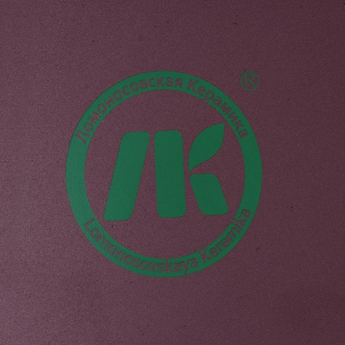 """Сковорода NaturePan """"Rubin"""", с антипригарным покрытием. Диаметр 28 см"""