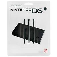 Стилус для Nintendo DSi черного цвета (комплект 3 шт.)23388Комплект из трех оригинальных стилусов для Nintendo DSi.