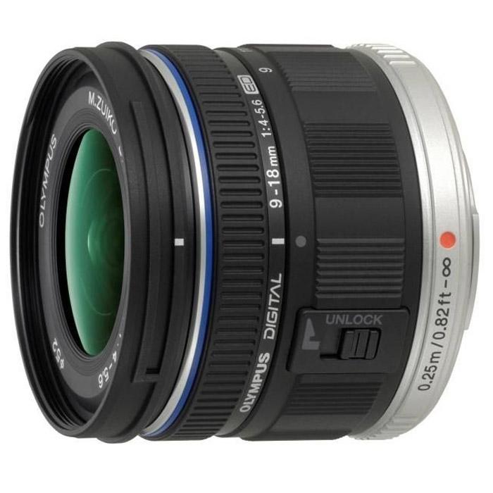 Olympus Zuiko Digital ED 9-18mm 1:4.0-5.6 (EZ-M918) объектив