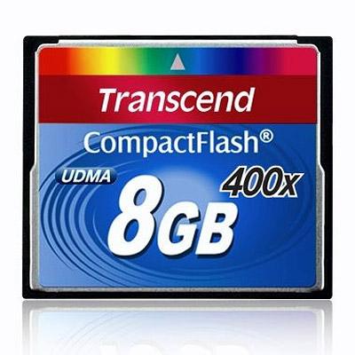 Transcend Compact Flash 400X 8GB карта памятиTS8GCF400Карта Transcend Compact Flash 400X обеспечит вам максимальную производительность при работе с современным фотооборудованием. Карта Transcend 400X CompactFlash полностью соответствует спецификациям CompactFlash 4.1 и поддерживает режим Ultra DMA (UDMA) mode 6. Также карта имеет встроенный код коррекции ошибок ECC, который автоматически обнаруживает и корректирует ошибки, возникающие при передаче данных. Внимание: перед оформлением заказа убедитесь в поддержке вашим электронным устройством карт памяти данного объема.