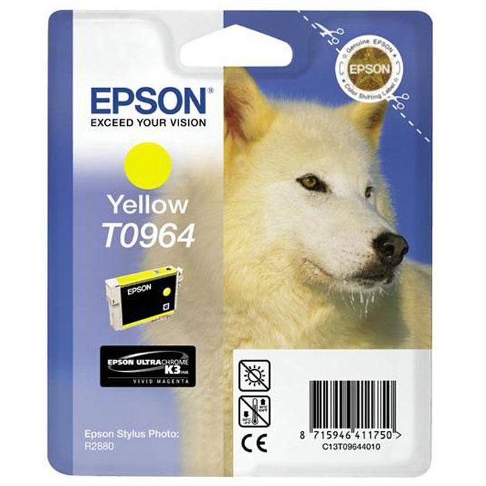 Epson C13T09644010 YellowPP-209Картридж Epson с цветными чернилами для струйной печати.