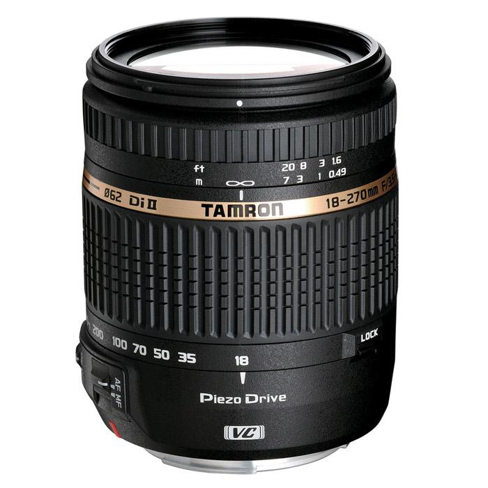 Tamron AF 18-270/3.5-6.3 Di II VC PZD, Nikon