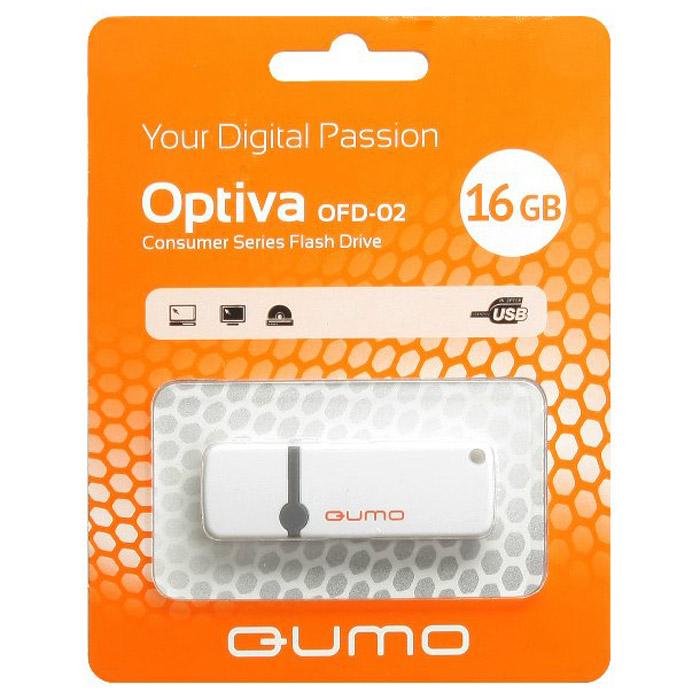 QUMO Optiva 02 16GB, White