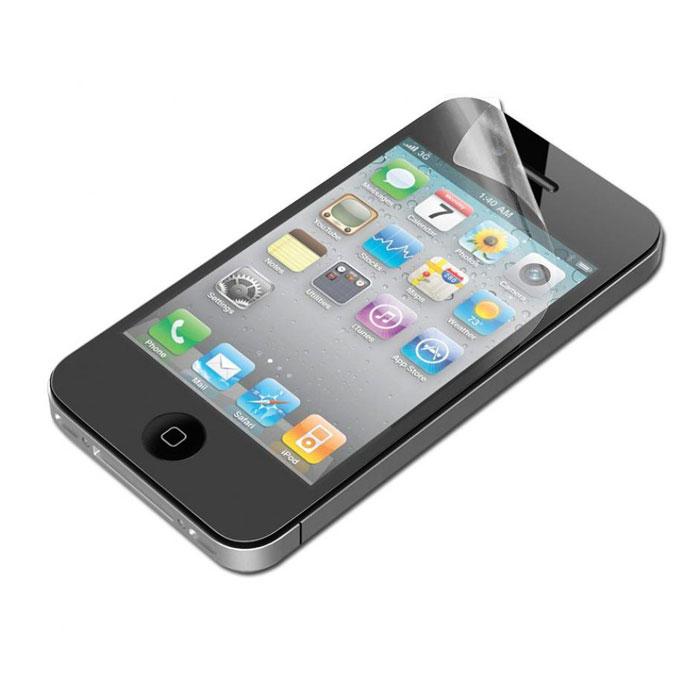 Belkin Matte Screen Overlay, защитная пленка для iPhone 4, 3 pack F8Z710cw