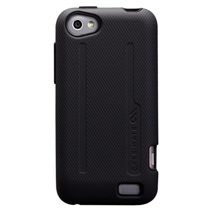Case-Mate Tough для HTC One V, Black (CM020945)