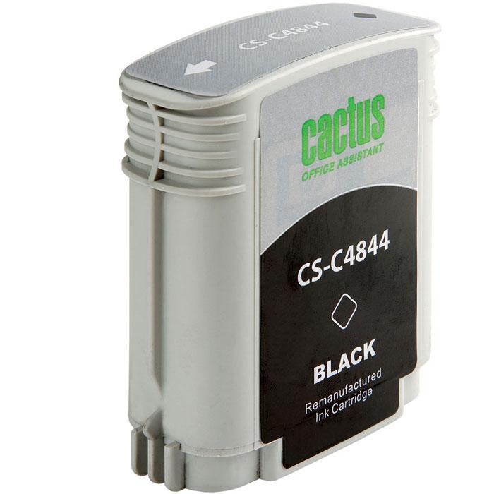 Cactus CS-C4844 №10 black для HPCS-C4844Картридж Cactus №10 для струйных принтеров HP.