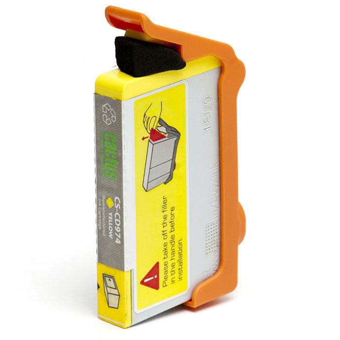 Cactus CS-CD974 №920XL yellow для HPCS-CD974Картридж Cactus №920 для струйных принтеров HP.