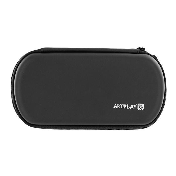 Чехол Artplays EVA Pouch для PSP E1008 Street/3000 (черный)H-51793Чехол Artplays EVA Pouch, выполненный из высококачественного материала ЭВА, надежно защитит вашу приставку от повреждений. Имеет отсеки не только для самой консоли, но и для всех необходимых аксессуаров - карт памяти с играми и мультимедиа, USB-кабеля и прочего.