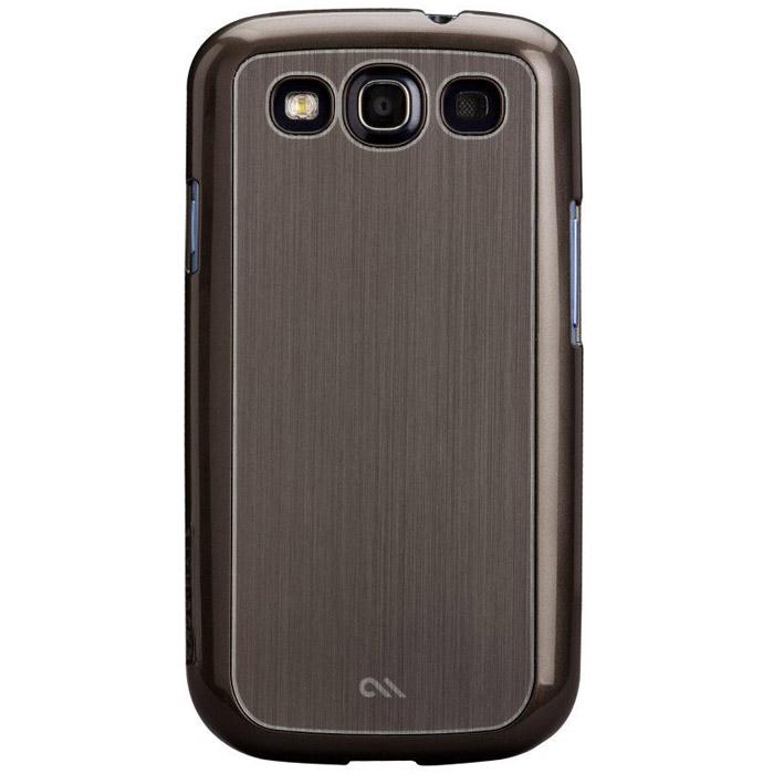 Case-Mate Barely There Aluminium для Samsung Galaxy SIII, Silver (CM021200)