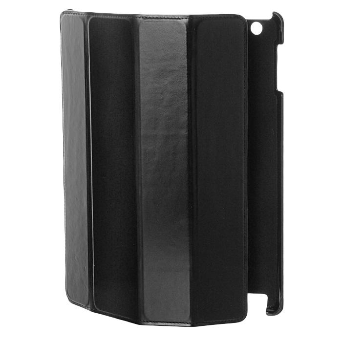 Melkco Slim Cover для new iPad, Blackapnipalcsc1bkitЛегкий и удобный чехол Melkco Slim Coverдля iPad 3. Обеспечивает надежную защиту Вашего планшетного компьютера от ударов, царапин, пыли и грязи.