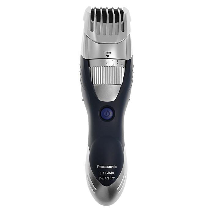 Panasonic ER-GB40-S520ER-GB40-S520Машинка для стрижки волос Panasonic ER-GB40.