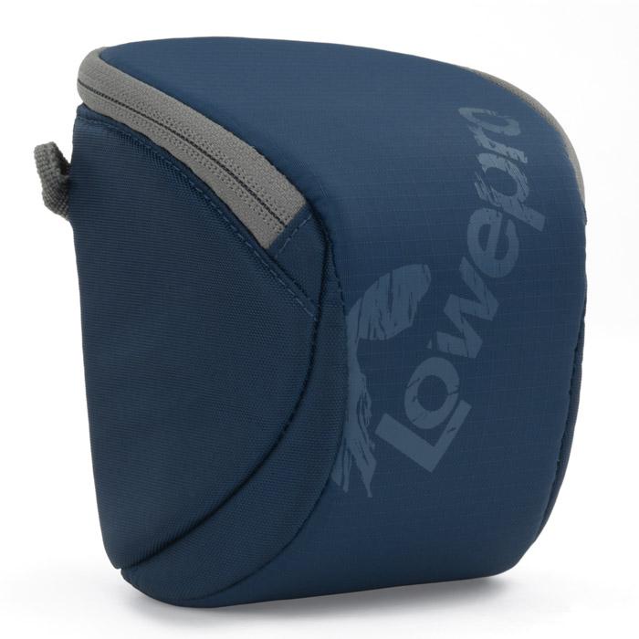 Lowepro Dashpoint 30, Blue чехол для фотокамерыDashpoint 30 синийУдобный чехол Lowepro Dashpoint 30 для компактных фотокамер. Внутренняя отделка из вспененного полимера (EVA) надежно защитит и другие Ваши мобильные устройства. Также имеется внутренний кармашек для карты памяти.Вертикальный или горизонтальный вариант крепленияПодходит для смартфонов и других мобильных электронных устройств