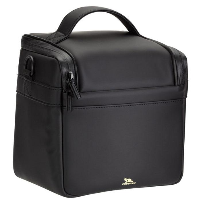 Riva 1511 (LRPU) Antishock SLR, Case Black сумка для фотокамеры