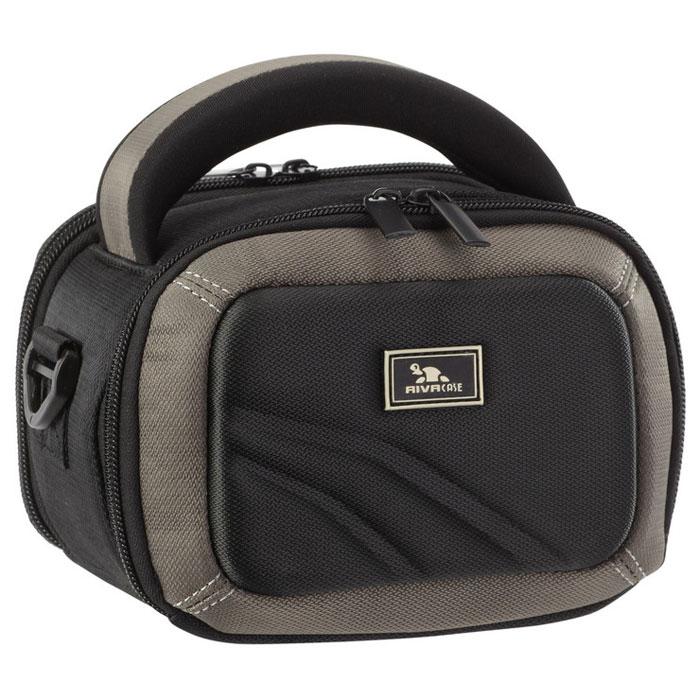 Riva 7124-L (PS) Video Case, Grey сумка для фотокамеры