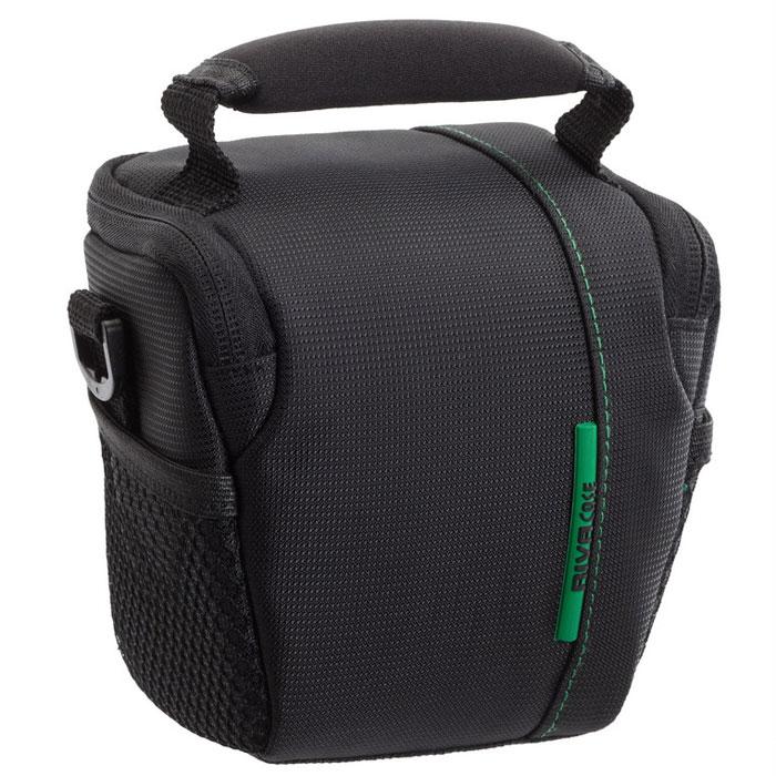 Riva 7410 Digital Camera Bag, Black сумка для фотокамеры