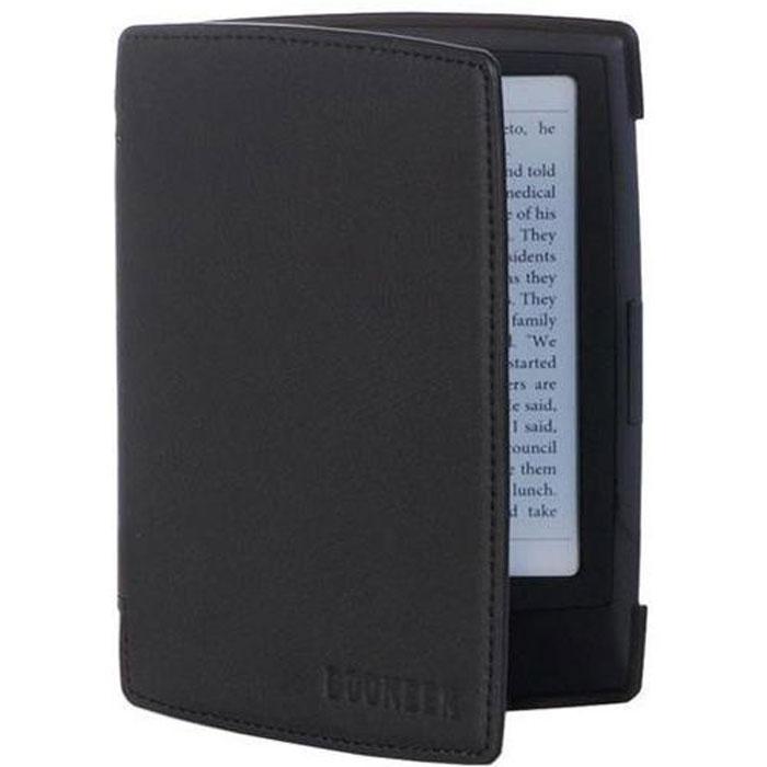 Bookeen чехол-обложка для Cybook Odyssey, BlackCOVERCOY-BKС чехлом Bookeen ваша электронная книга Cybook Odyssey приобретет индивидуальность и элегантность. Кроме того, он поможет сохранить корпус устройства, не позволяя образовываться на нем царапинам и потертостям.