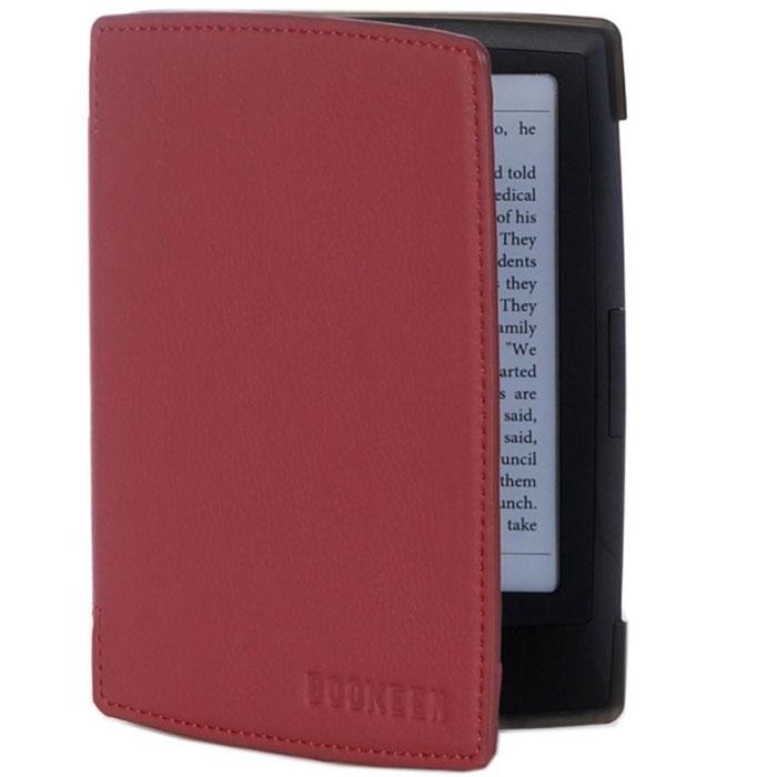 Bookeen чехол-обложка для Cybook Odyssey, RedCOVERCOY-RVС чехлом Bookeen ваша электронная книга Cybook Odyssey приобретет индивидуальность и элегантность. Кроме того, он поможет сохранить корпус устройства, не позволяя образовываться на нем царапинам и потертостям.
