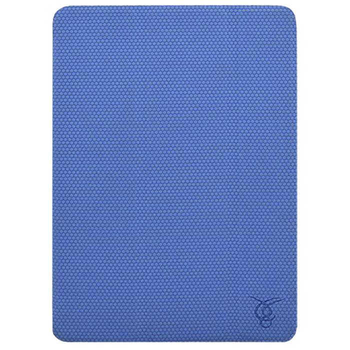 Vivacase Smart LuXus чехол для iPad Mini, Blue(VAP-AC00307- blue)VAP-AC00307- blueКачественный чехол Viva Smart LuXus для iPad mini защищает Ваш планшетный компьютер с двух сторон, переводит в его спящий режим при закрытии, а также может быть использован как подставка. Заднюю часть планшета защищает пластиковый каркас, который плотно защелкивается, оставляя открытыми камеру, динамики и кнопки управления планшетом. Верхняя крышка - обтянутые мягкой тканью магнитные пластины, которые переводят планшет в спящий режим при закрытии. Они же складываются в подставку, используя которую планшет можно установить в удобное положение на столе для просмотра видео или чтения. Внутри устройство крепится с помощью каркаса X-back изготовленного из плотной резины. Внешняя поверхность чехла полностью покрыта резиновой накладкой с протектором. Благодаря ей планшет не скользит на гладких поверхностях и надежно лежит в руках. Он надежно защищает планшет от появления царапин и при этом практически не увеличивает размеров самого устройства.