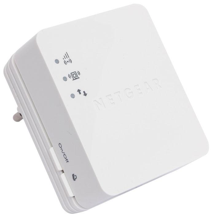 Netgear WN1000RP-100PES повторительWN1000RP-100PESNetgear WN1000RP-100PES - WiFi-усилитель для мобильных устройств улучшает покрытие WiFi для мобильных устройств в доме за счет усиления и расширения зоны приема сигнала существующей сети WiFi, благодаря чему вы получаете новые возможности подключения к беспроводной сети с планшетов и смартфонов iPad и Android, нетбуков и электронных книг.