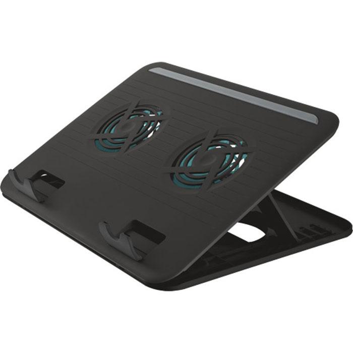 Trust Cyclone Notebook Cooling Stand охлаждающая подставка для ноутбука 17866