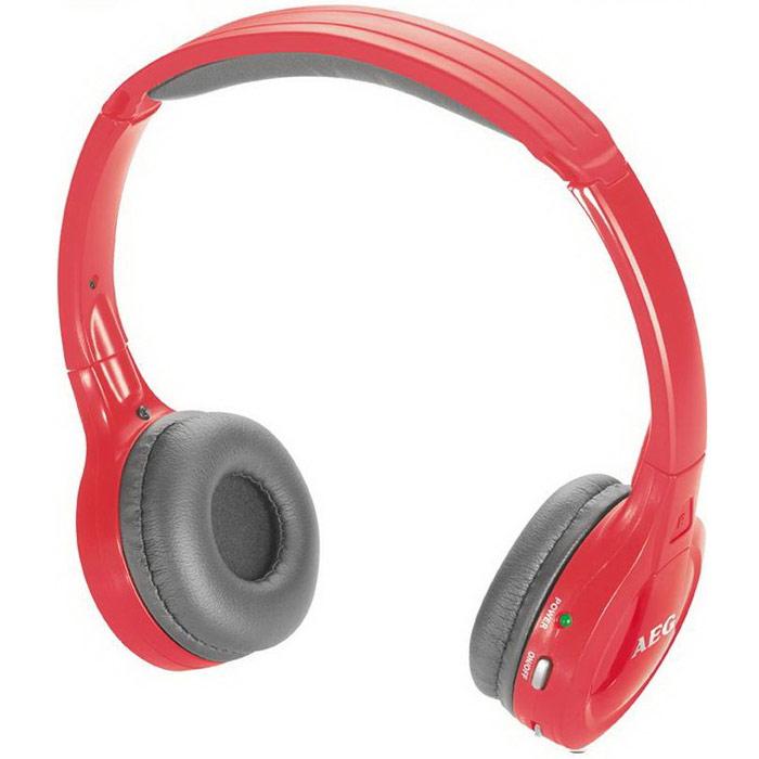 AEG KH 4223 BT Stereo, Red Bluetooth-наушникиKH 4223 rot BTСтерео-наушники AEG KH 4223 BT с Bluetooth (А2DP) для передачи музыки и аудиоданных, например, с Вашего смартфона, планшетного ноутбука или игровой приставки, чтобы беспрепятственно насладиться звучанием без ограничения движений. Функция гарнитуры дает возможность разговаривать с помощью встроенного микрофона через соединение Bluetooth. Управление громкостью и функциями воспроизведения осуществляется через кнопки на наушнике. AEG KH 4223 BT идеальны для использования со смартфонами или ноутбуками для телефонных разговоров. Соединение через Bluetooth, функция зарядки через USB. Кабель для зарядки через USB входит в комплект. Наушники имеют высококачественные кожаные наушные подушки. Радиус действия составляет до 15 м. Литиевый полимерный аккумулятор: 400 мА, 3,7 В