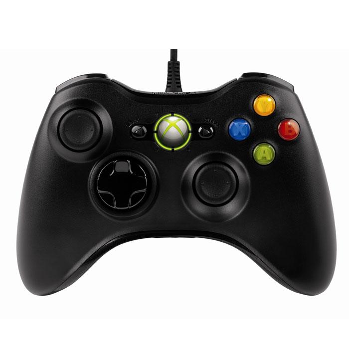 Microsoft Проводной геймпад для Xbox 360 52A-00005