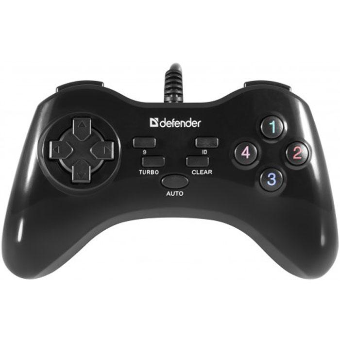 Defender Game Master G2 проводной геймпад 64258