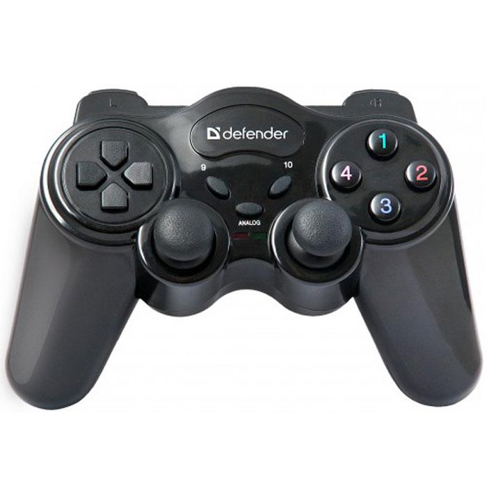 Defender Game Master беспроводной геймпад 64257