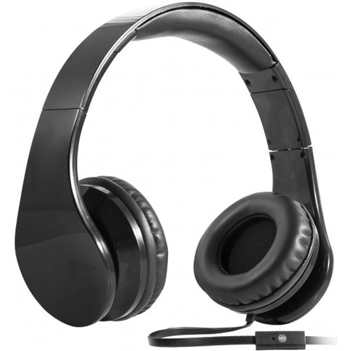 Defender Accord HN-047, Black наушники с микрофоном63047Полноразмерные стереонаушники с микрофоном Defender Accord HN-047 подойдут для смартфонов, планшетных компьютеров и ПК. За счет качественных полноразмерных динамиков вы получите чистый звук. Благодаря регулируемому оголовью с мягкой подушечкой вы сможете подобрать наиболее комфортную для вас длину дужки. Хорошая звукоизоляция. Слушайте любимую музыку и аудиокниги в дороге с наушниками Defender Accord HN-047.